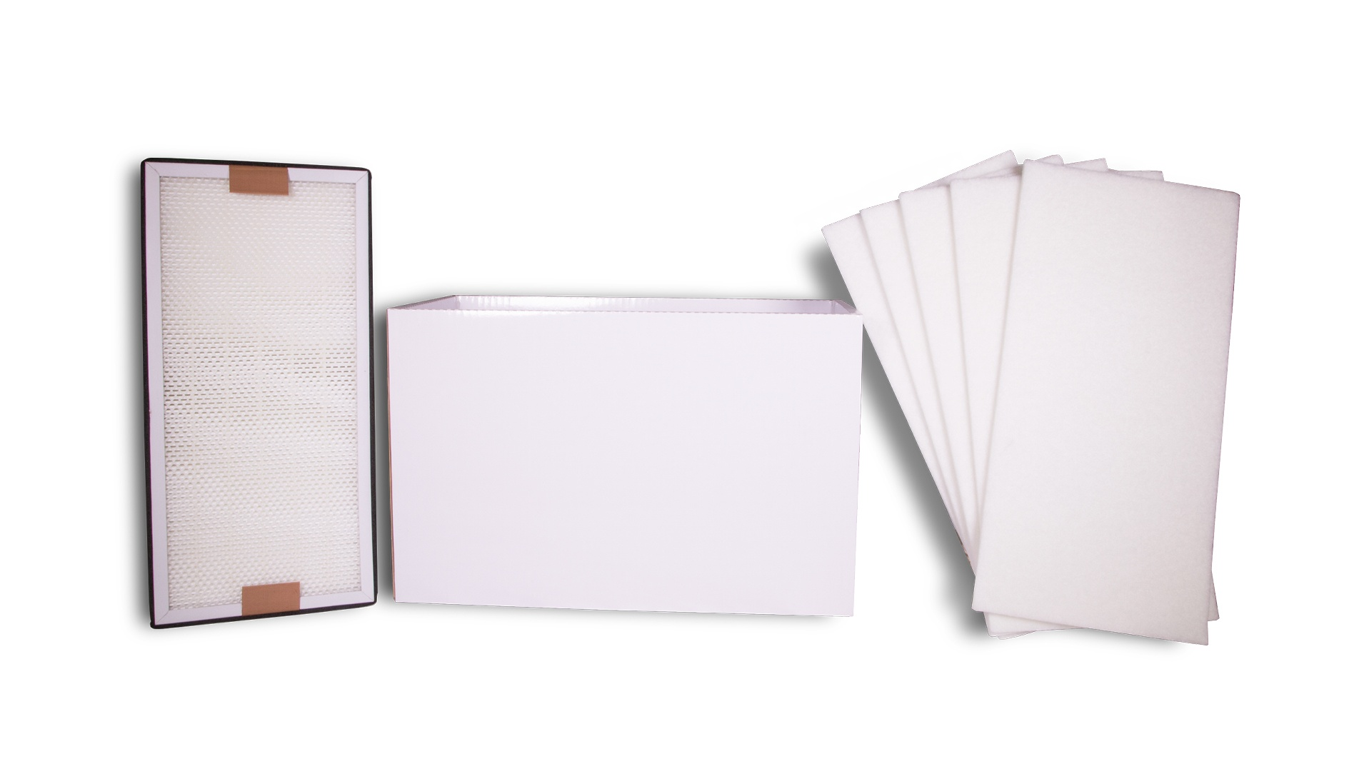 Fume Filters 1-1