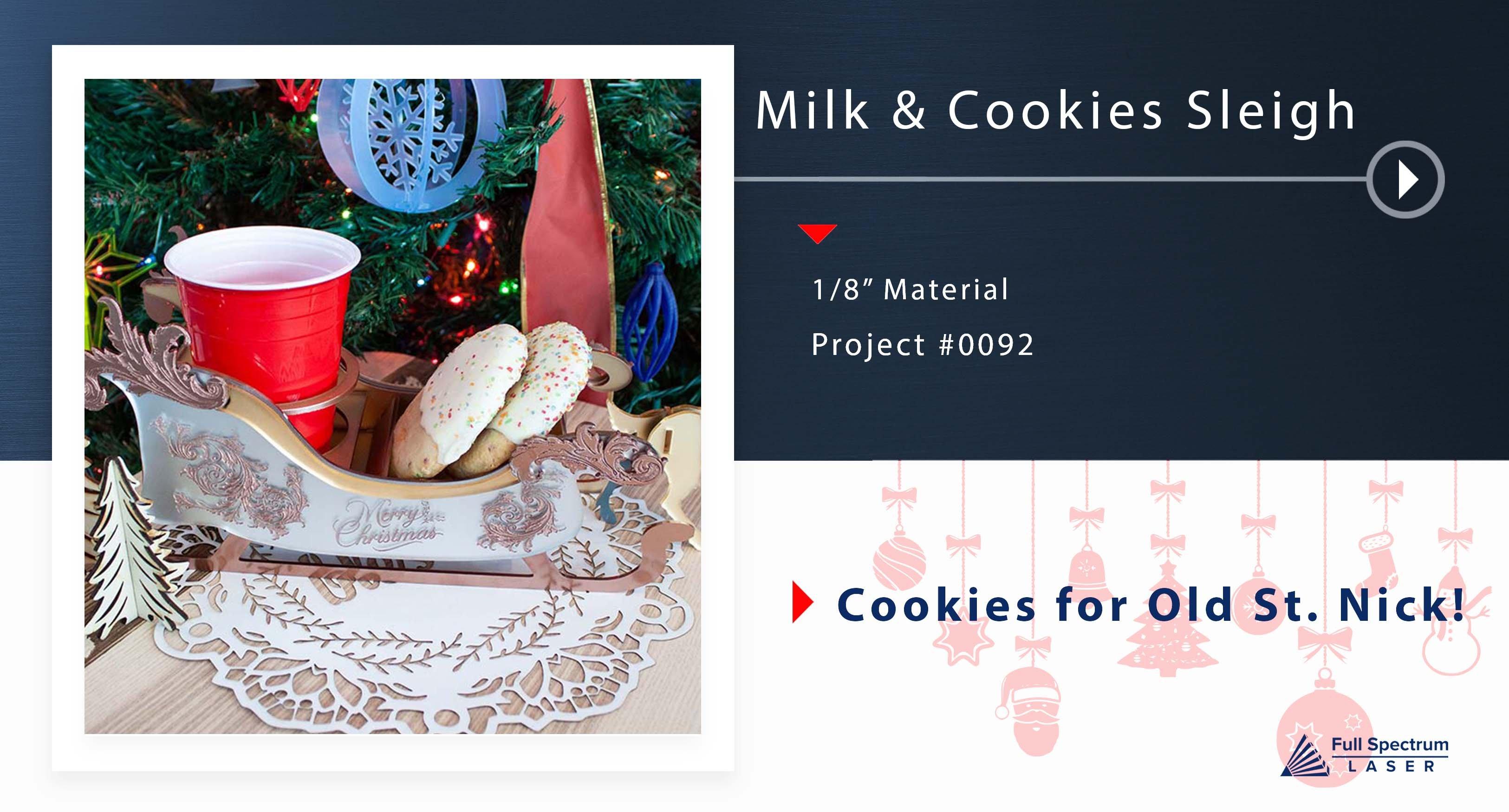 Milk and cookies christmas lasercut sleigh engraved.jpg