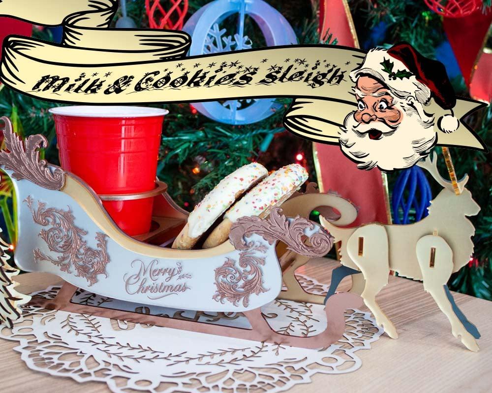 Milk and cookies christmas lasercut sleigh.jpg