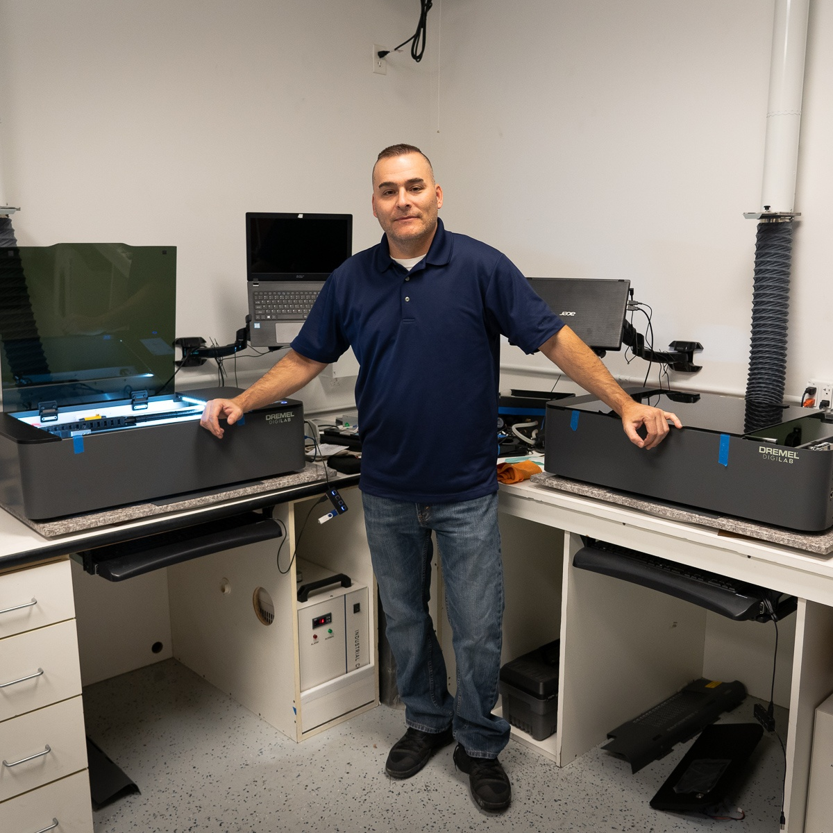 Mike's QC Lab