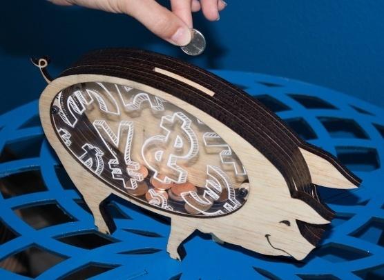 Piggy Bank 1-2