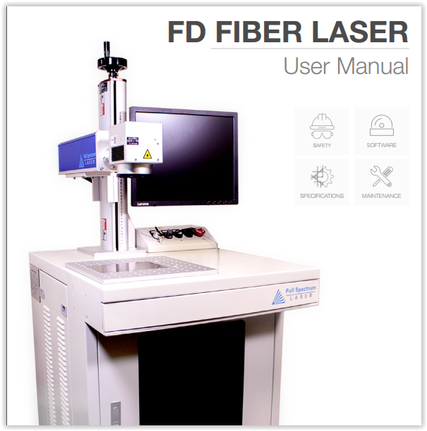 FD Fiber Manual Cover