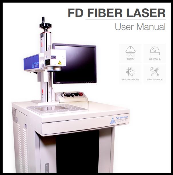 FD Fiber Manual Cover