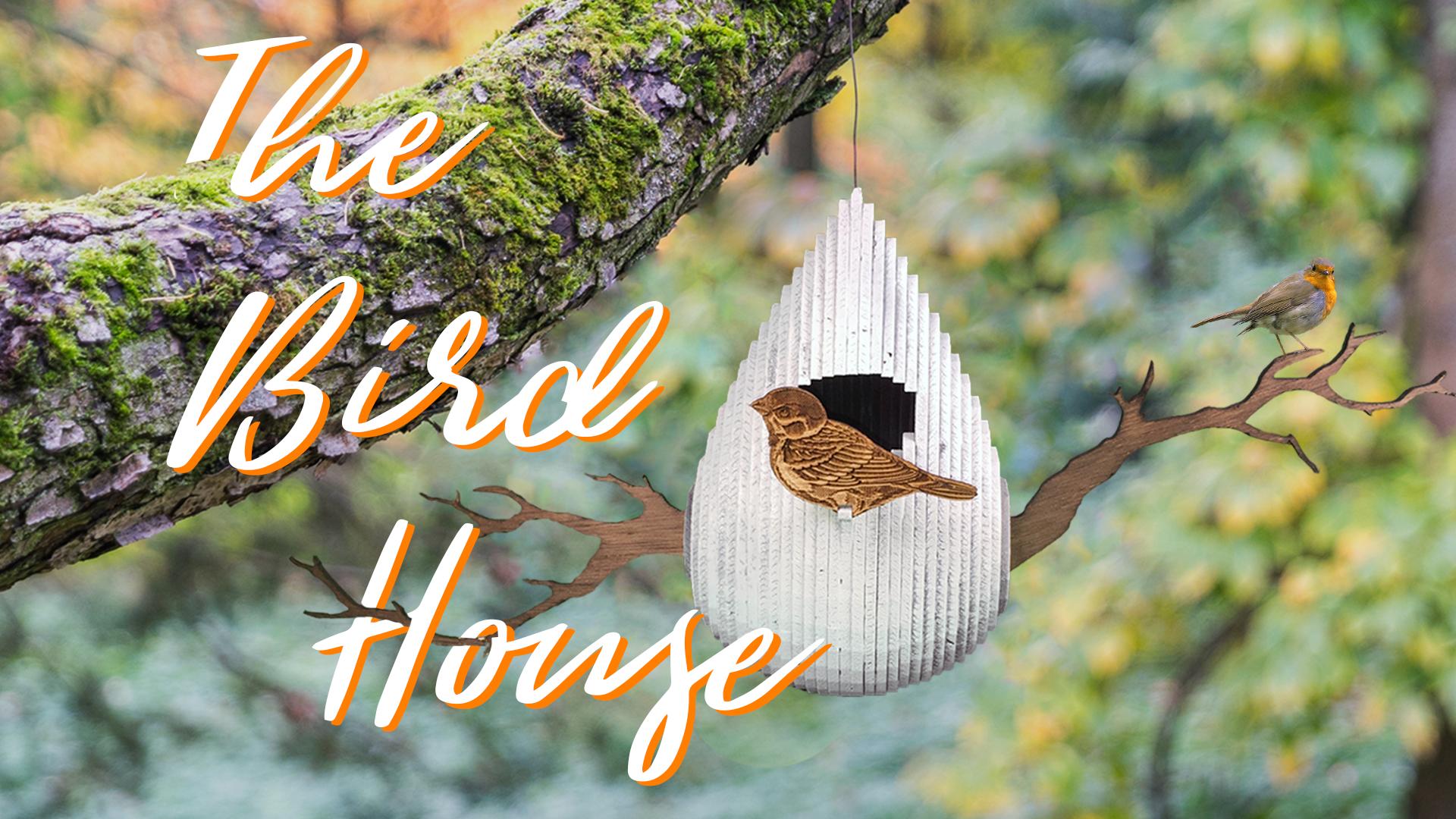 #0054 Bird House