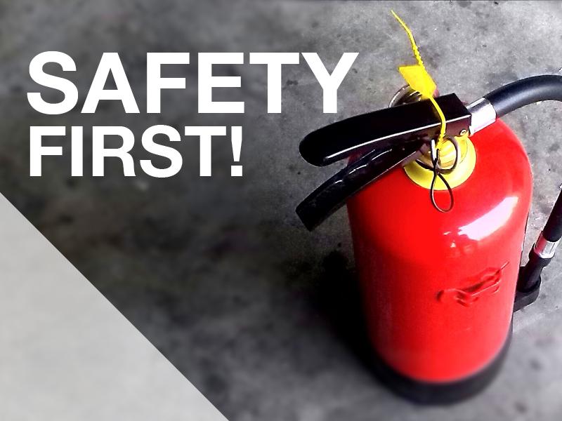 Safety First 1-1