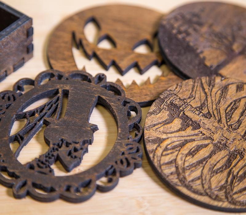 Halloween Coasters For Everyone!