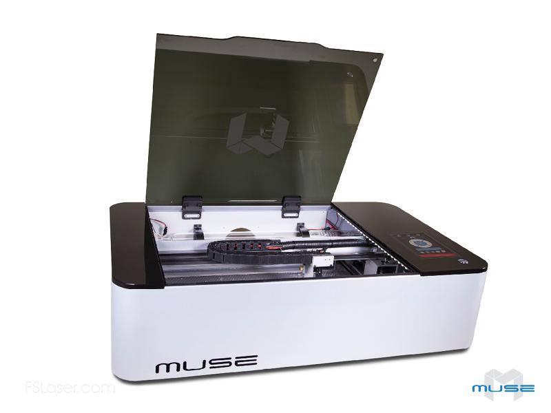 Muse Workflow: Laser Settings for Engravings