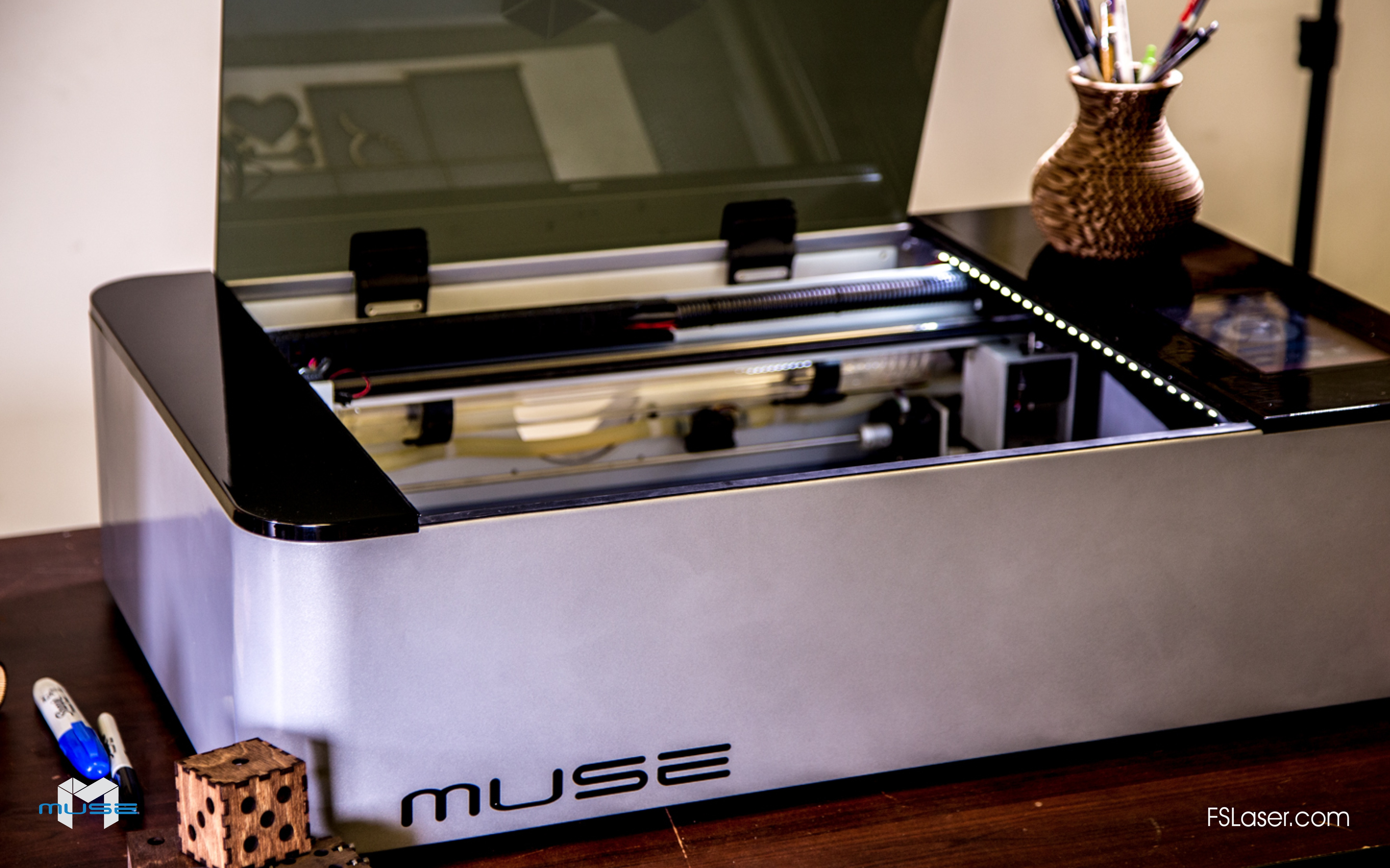 Muse Workflow: Laser Settings for Cutting