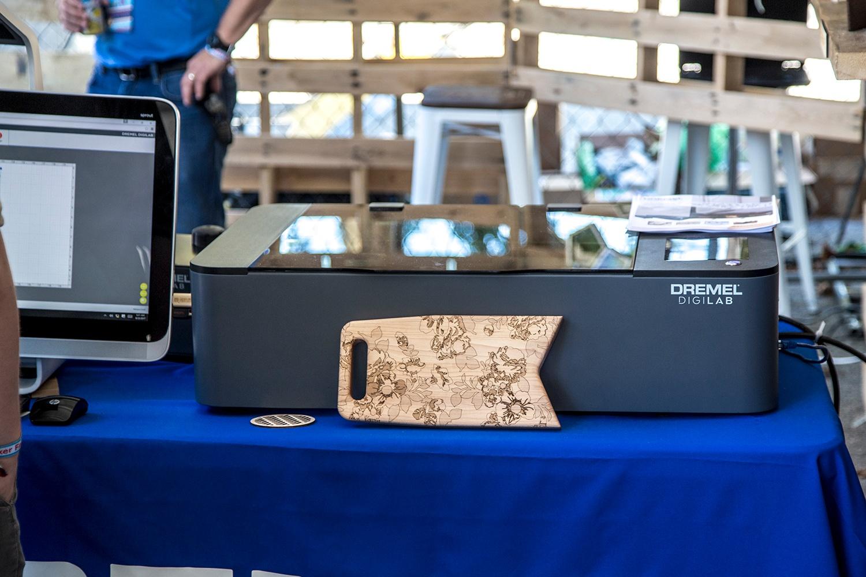 Full Spectrum Laser Partners with Dremel on New Hobby Laser Cutter