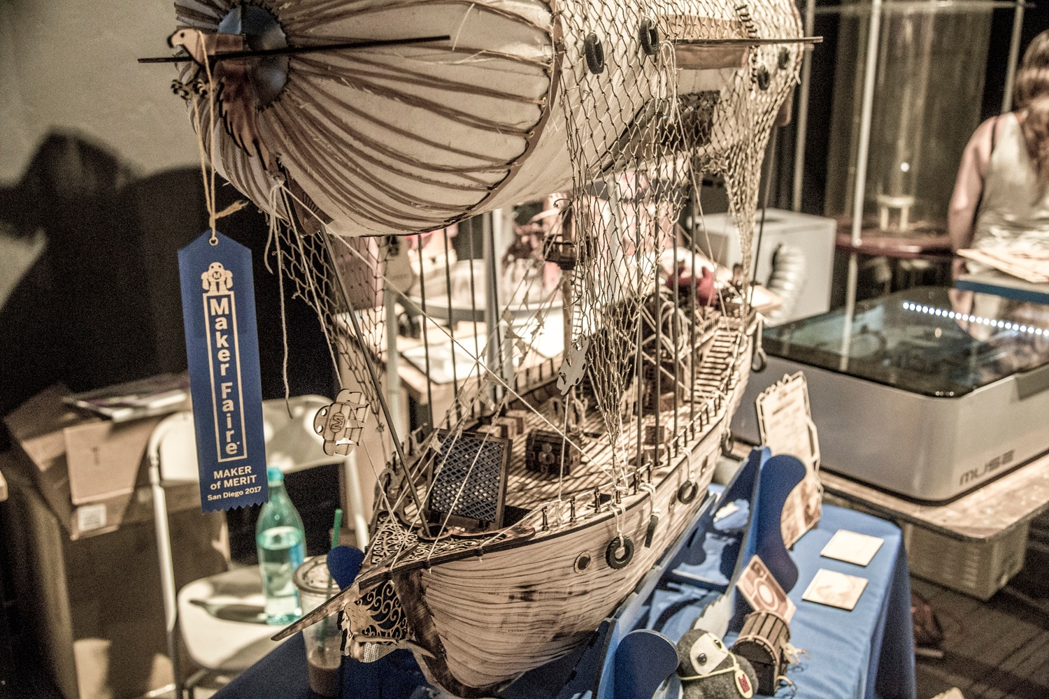 Muse Has Soaring Success at Maker Faire San Diego 2017
